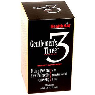 34. Gentlemen's 3 new