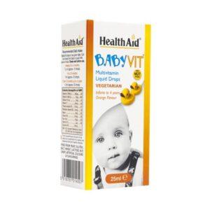 витамини за новороденчиња